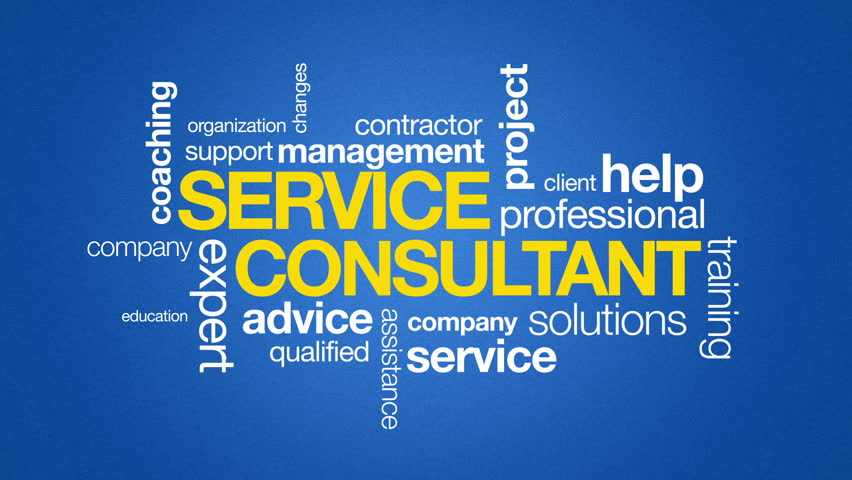 Service Consultant Stock Footage Video 100 Royalty Free 3113797