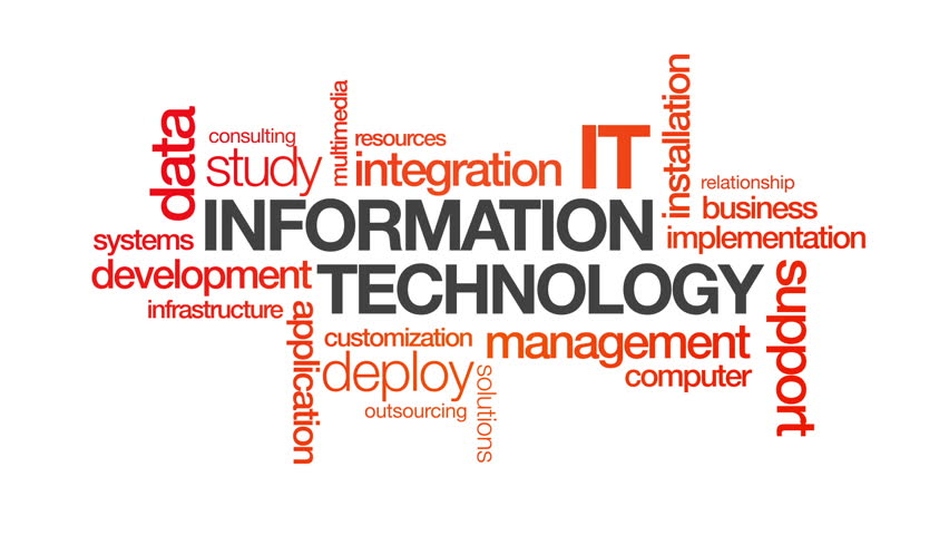 information technology in business management essay