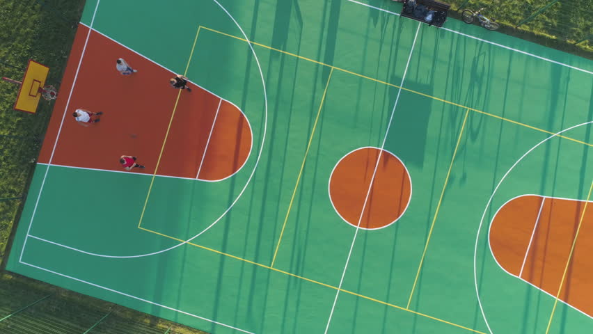 Basketball court Footage #page 6 | Stock Clips