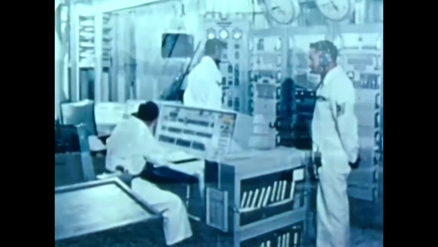 Circa 1978 - a Titan Stock Footage Video (100% Royalty-free) 31661197 |  Shutterstock