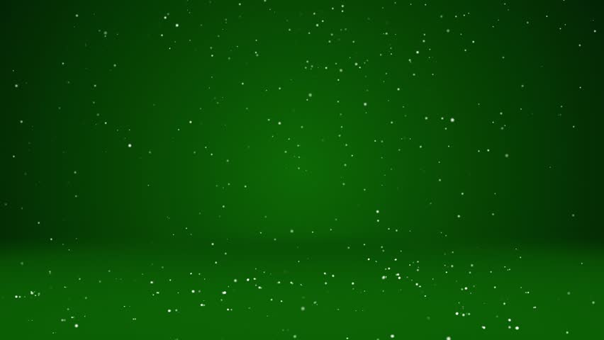 Snow fall and settle on the surface. Green winter background as place for advertisement or logo, Christmas or New Year cards. Seamless looped background with DOF, copy space 1 | Shutterstock HD Video #32213557