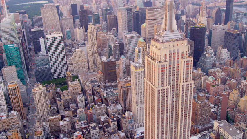 NYC aerial photos: See breathtaking views of Empire State Building ...