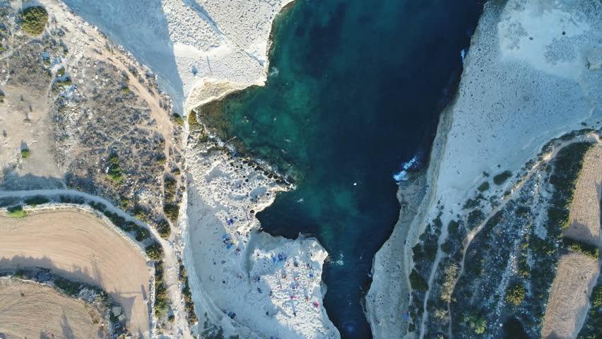 Malta St Peters Pool Drone