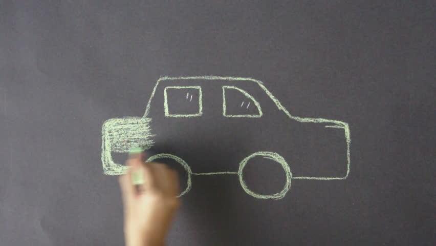 Electric Car | Shutterstock HD Video #3264016