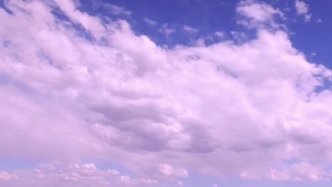 SEAMALESS CLOUDS MOVING TIME LAPSE. Storm clouds move, fly, fast motion timelapse background. Dark dramatic storm clouds time lapse. Grey, gray, blue, black clouds moving sky. Cloudy stormy dramatic.