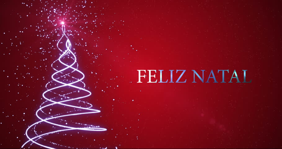 how to say merry christmas in portuguese