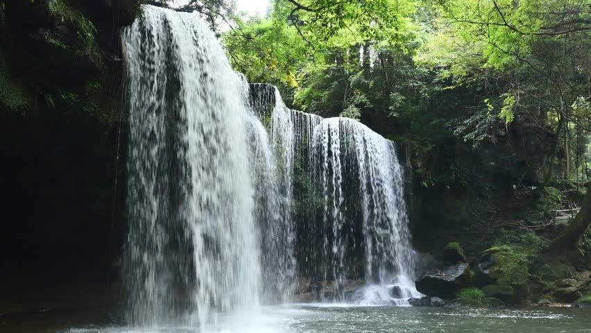 Nabegataki fall in Japan #33158167
