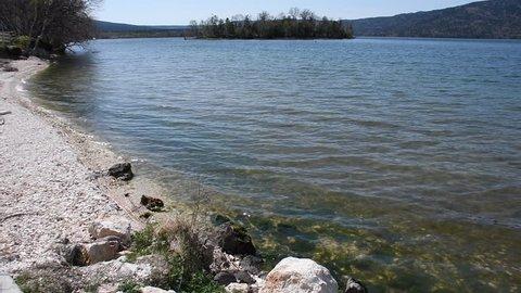 Natural feeling and sound at Lake Akan in Kushiro Hokkaido Japan