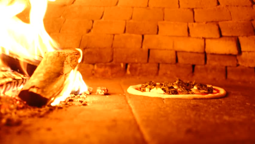 Traditional Italian pizza oven | Shutterstock HD Video #33757567
