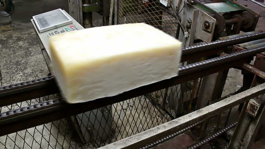 Block of Synthetic Rubber
