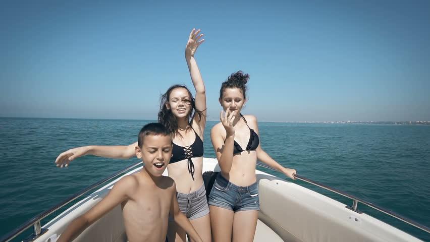 Teen boat vids — pic 12