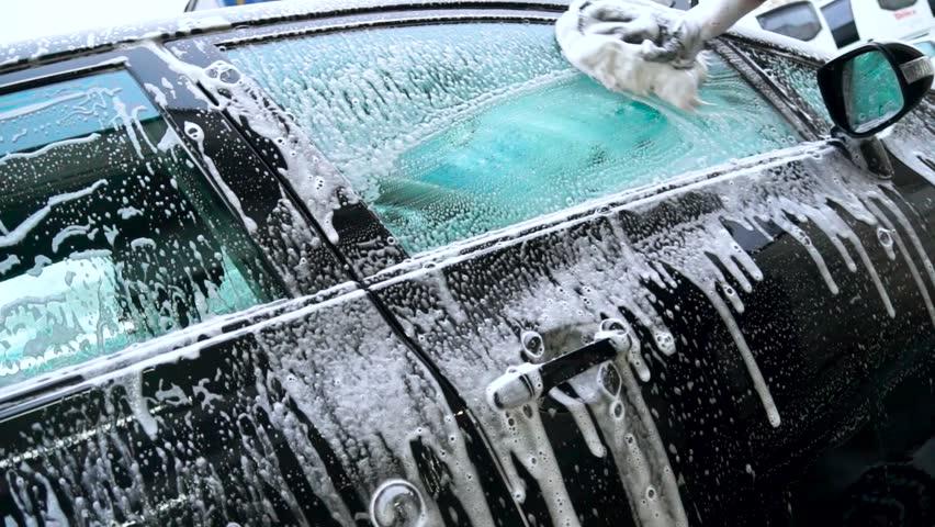 Girl teen car wash ffm video