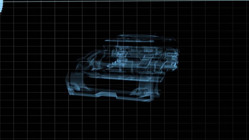 Fantasy Sport Car | Shutterstock HD Video #3451610