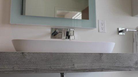 Contemporary Bathroom Details
