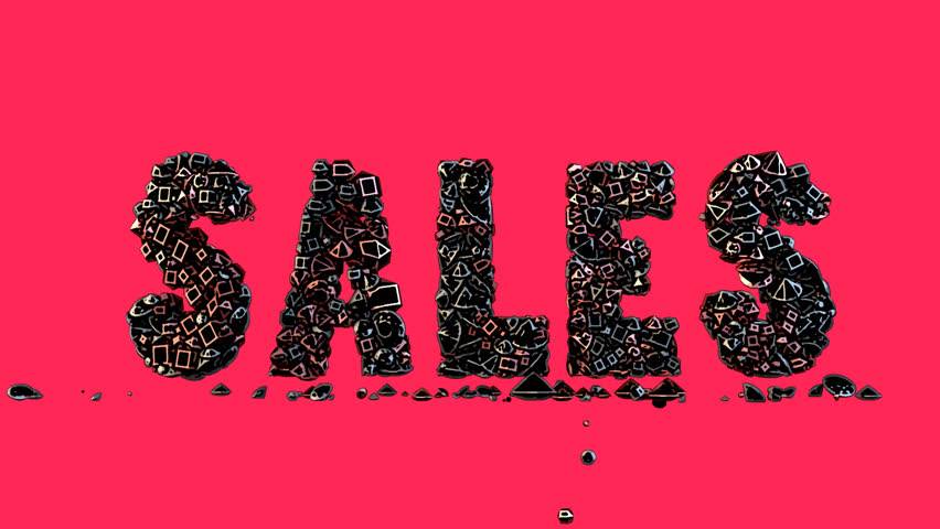 Sales stylish Typography animation HD footage clip | Shutterstock HD Video #34938934