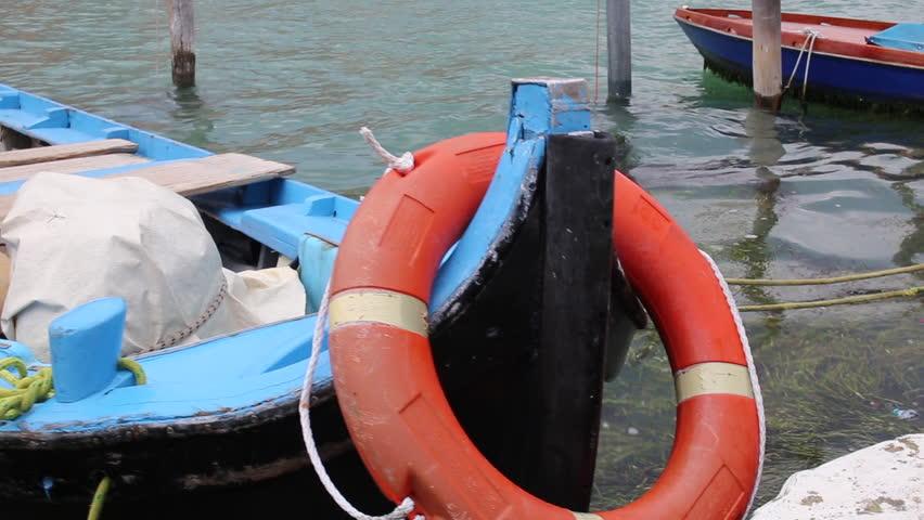 Header of dinghy