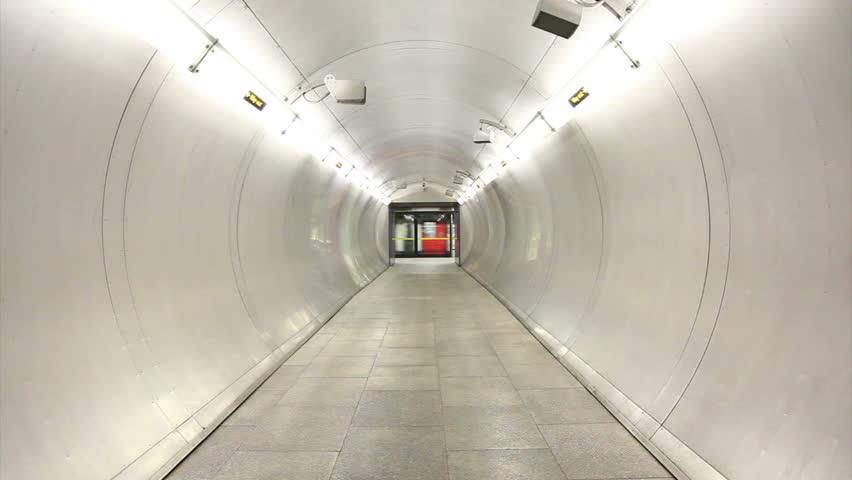London underground / high tech