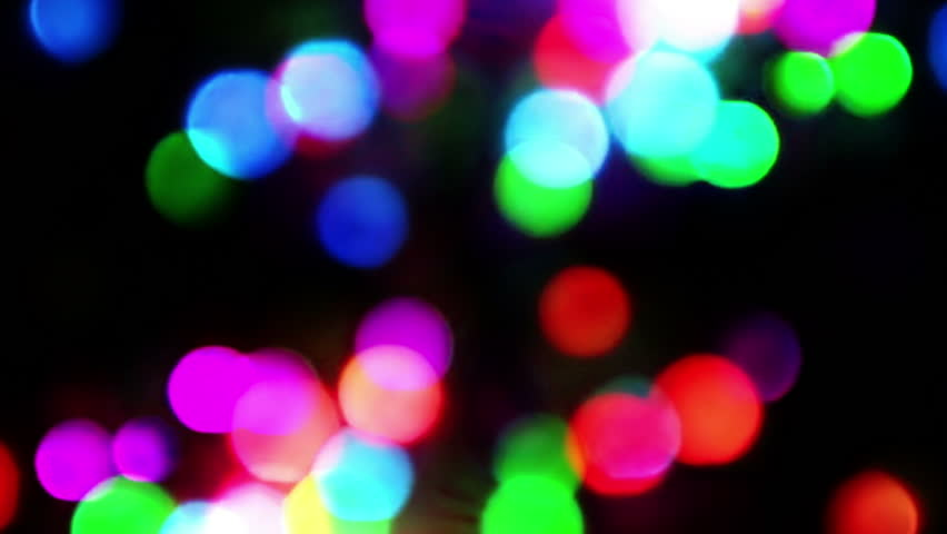 abstract fibre optic lights shot in super slow motion with the sony FS700 high speed camera