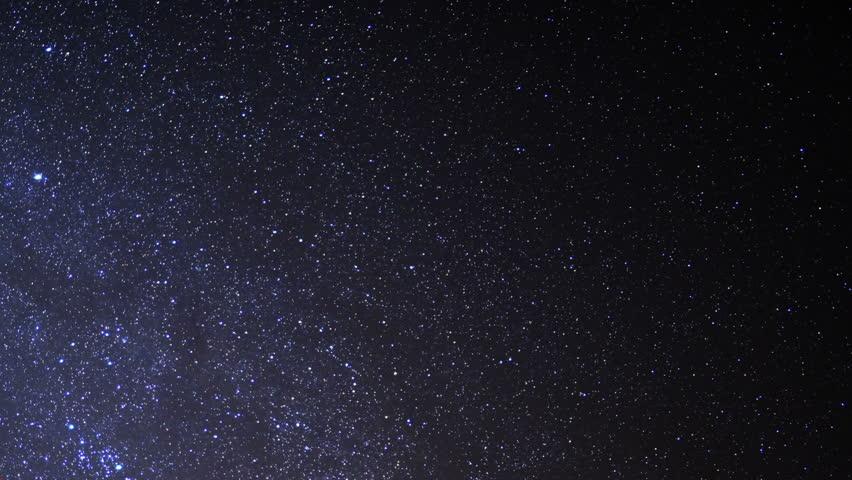 Milky Way 06 Timelapse Mojave Desert California