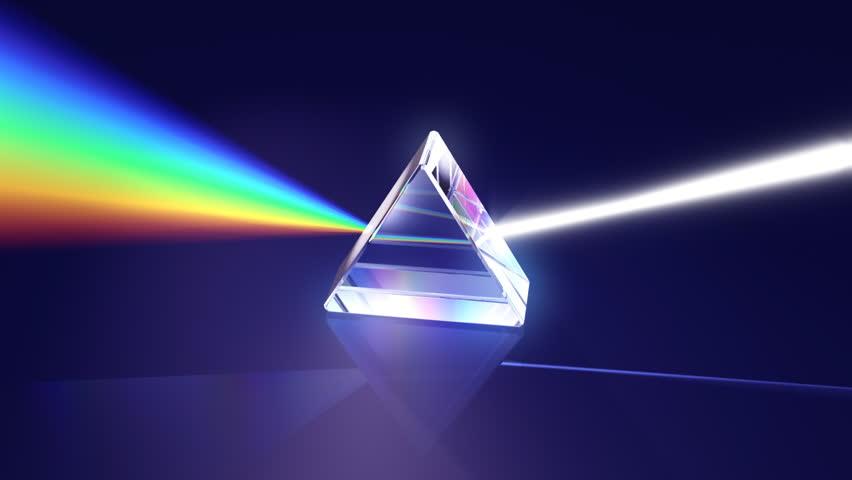 Image result for light prism