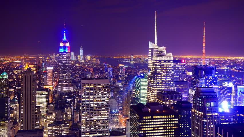 New York City Evening
