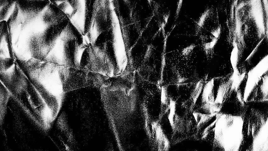 Water on Metallic Curtain   Shutterstock HD Video #3874397