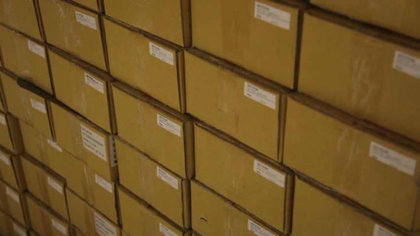 Warehouse | Shutterstock HD Video #3875477