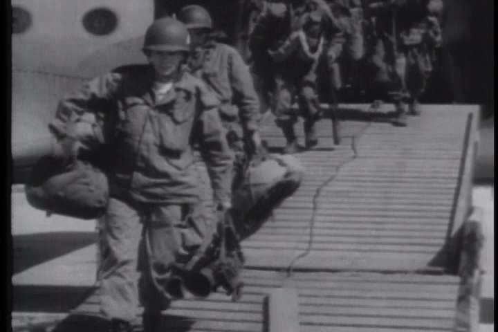 account of the korea war in the 1950s
