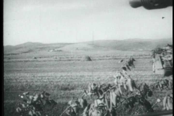 tank world war 2 german footage stock clips
