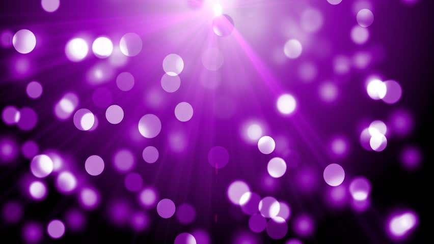 Light Effect Hd Wallpaper Background Images: Bokeh Effect Pink Background Stock Footage Video (100
