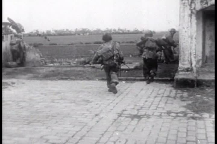 1950s - Newsreel story describing the war in Indo-China as France enters  its sixth year of the war 66b51db1daf3