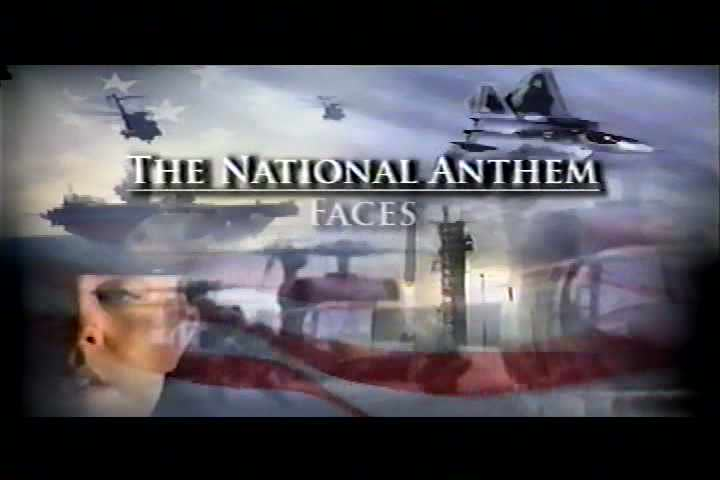 2000s - National Anthem: Faces
