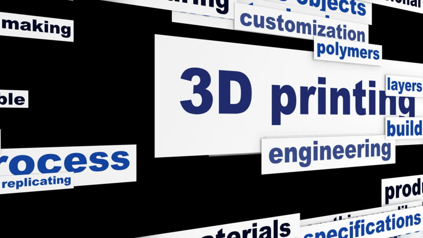 3d printing industrial design . Future of the manufacturing