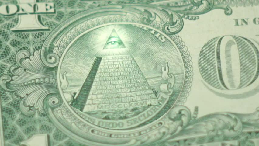 Illuminati Symbols Bill Royalty Free Stock Video In 4k And Hd