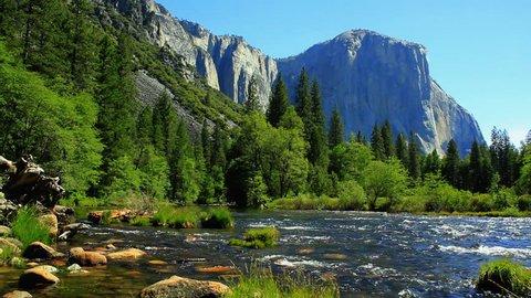 Yosemite LM98 Valley View El Capitan