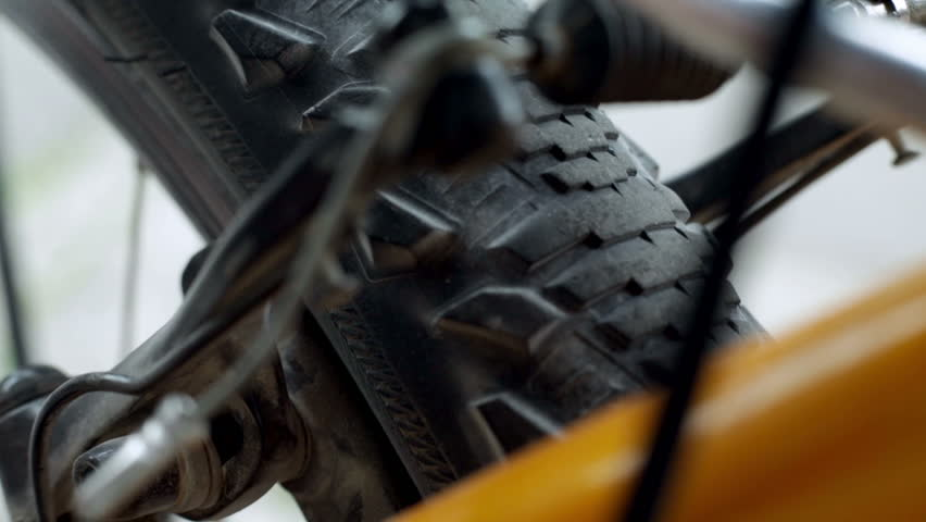 Extreme Close up On Brakes Stock Footage Video (100% Royalty-free) 4257107  | Shutterstock