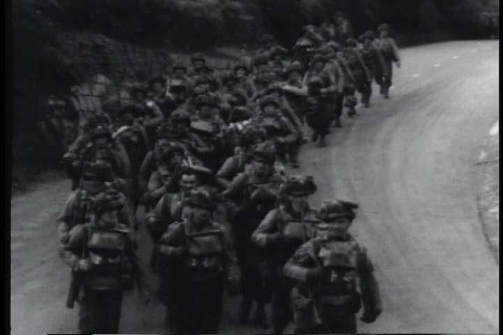 1940s - The American military learned how to keep a modern war effort supplied during World War 2 and the Korean War