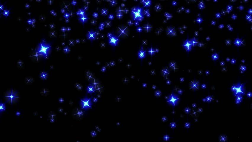 Днем, анимация картинки мерцание звезд