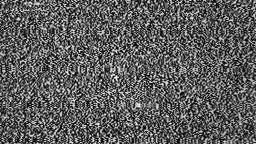Static TV Noise