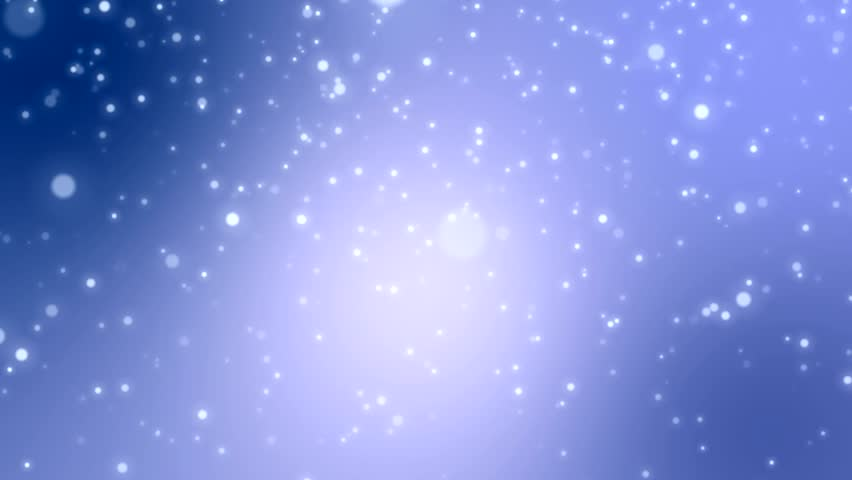 snow or particles background (seamless loop)