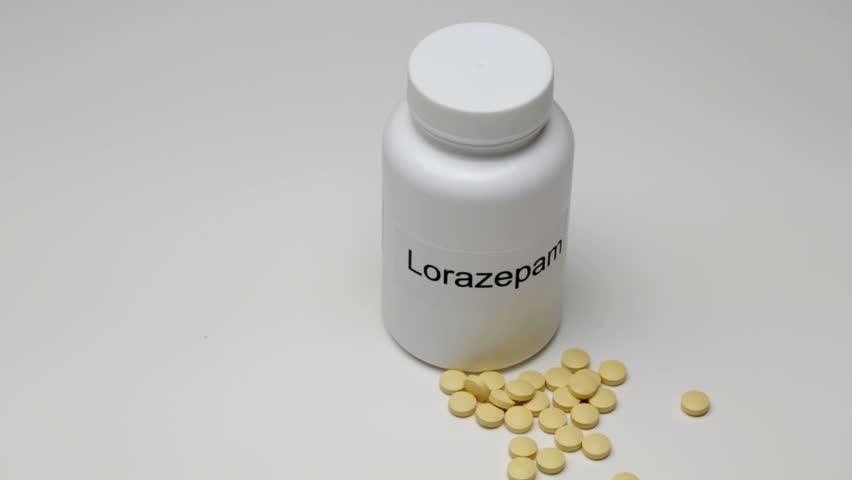 lorazepam for hallucinations
