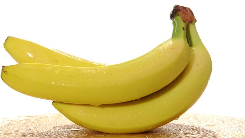 Header of bananas