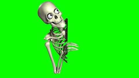 3d skeleton animation