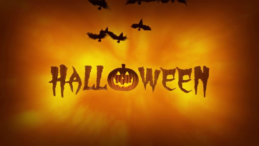 Halloween Spooky Animation