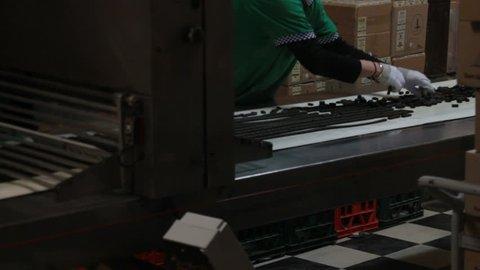 Liquorice Production Manufacture