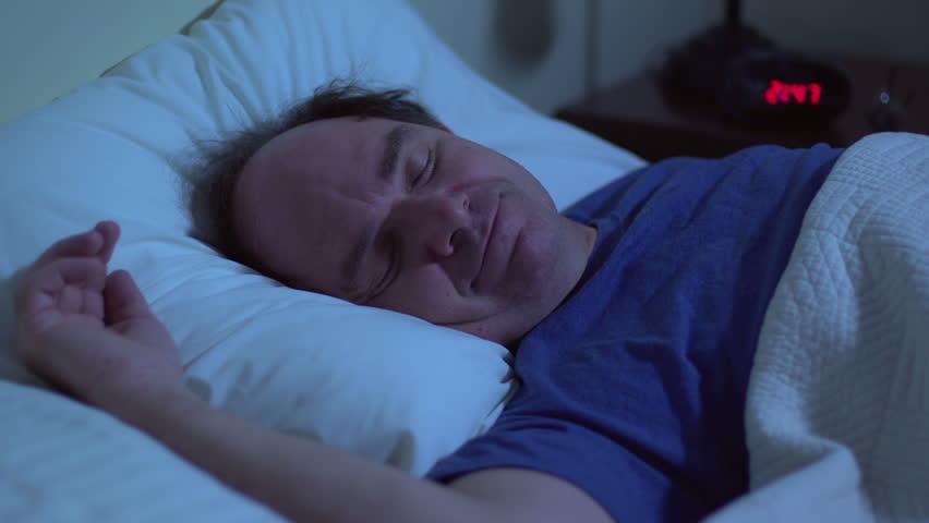 Man sleeping movies pics 67