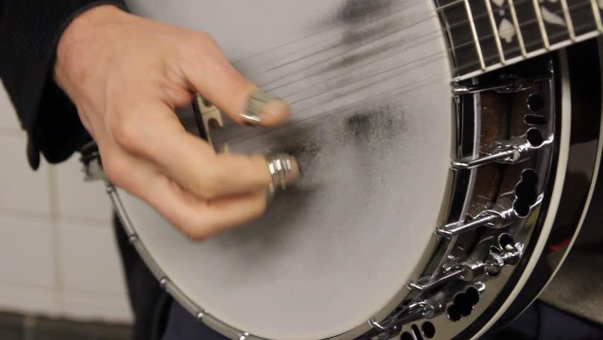 Header of banjo