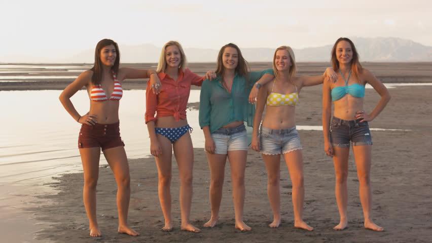 Teen Group Video