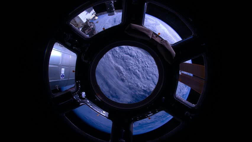 International Space Station,  Indian Ocean to Pacific Ocean Through the Cupola. Sequence of shots taken March 31, 2012 Source: NASA Images http://eol.jsc.nasa.gov/Videos/CrewEarthObservationsVideos