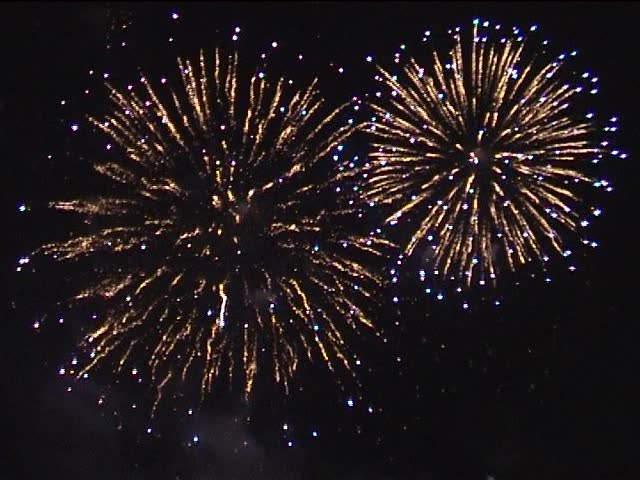 Fireworks Display | Shutterstock HD Video #5907